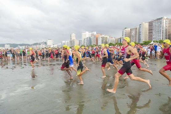 24º Triathlon Internacional de Santos