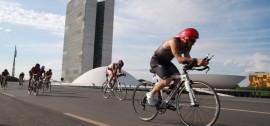 Estrangeiros dominam o Ironman 70.3 Brasília 2015